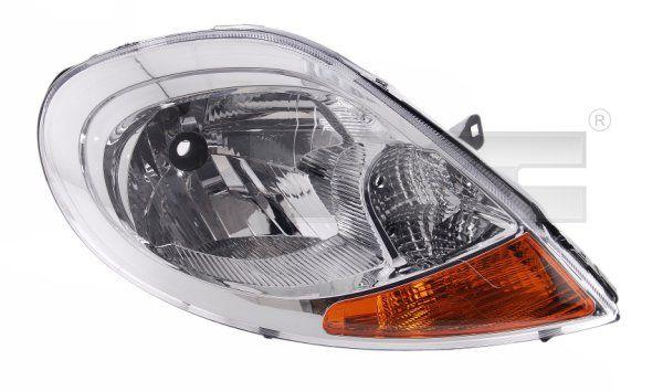 Hlavný svetlomet TYC 20-1099-25-2 20-1099-25-2