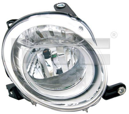 Hlavný svetlomet TYC 20-1493-05-2 20-1493-05-2