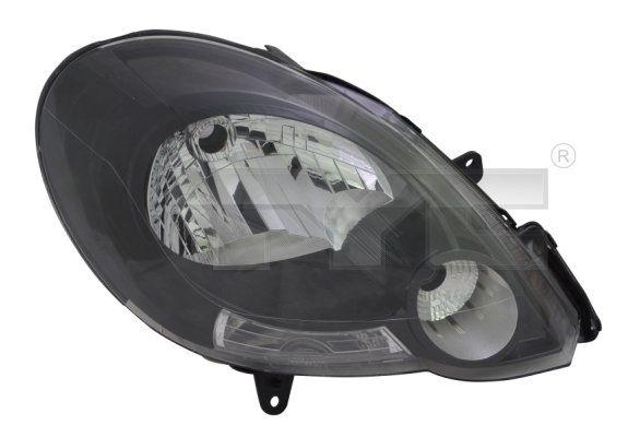 Hlavný svetlomet TYC 20-1400-35-2 20-1400-35-2