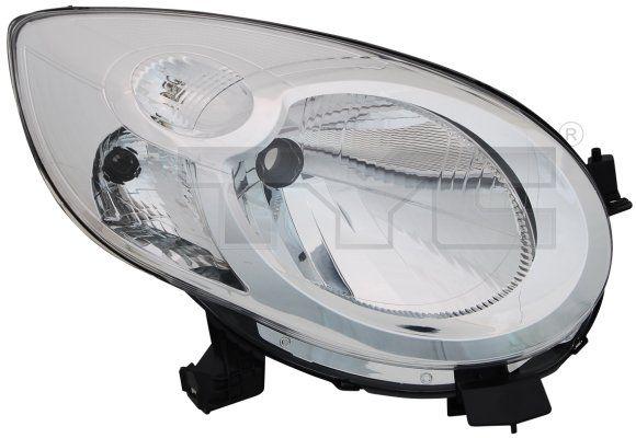 Hlavný svetlomet TYC 20-11606-05-2 20-11606-05-2