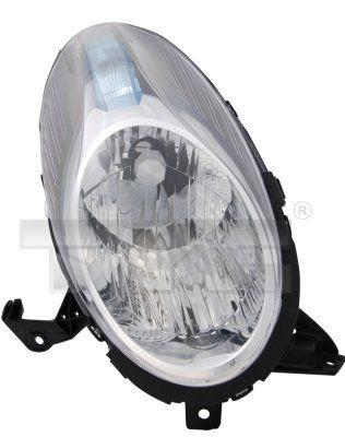 Hlavný svetlomet TYC 20-11925-05-2 20-11925-05-2