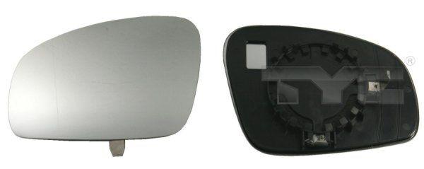 Sklo vonkajżieho zrkadla TYC 332-0031-1 332-0031-1