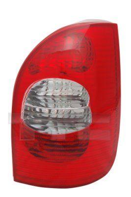 Zadné svetlo TYC 11-0557-01-2 11-0557-01-2