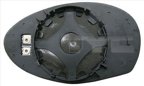 Sklo vonkajżieho zrkadla TYC 301-0025-1 301-0025-1