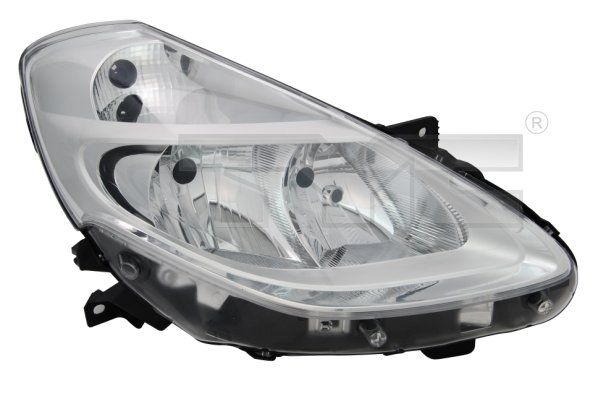 Hlavný svetlomet TYC 20-12050-15-2 20-12050-15-2
