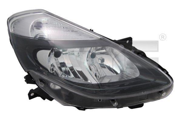 Hlavný svetlomet TYC 20-12051-15-2 20-12051-15-2