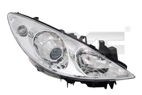 Hlavný svetlomet TYC 20-11224-05-2 20-11224-05-2