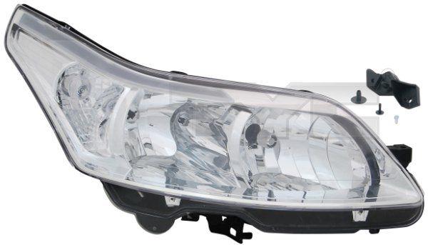 Hlavný svetlomet TYC 20-0664-15-2 20-0664-15-2
