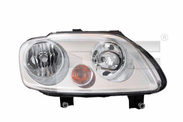 Hlavný svetlomet TYC 20-0760-25-2 20-0760-25-2