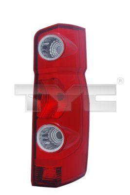 Zadné svetlo TYC 11-11681-01-2 11-11681-01-2