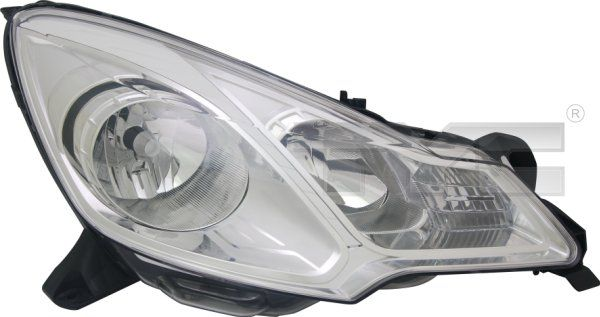 Hlavný svetlomet TYC 20-12257-05-2 20-12257-05-2