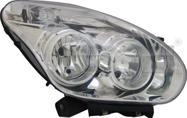Hlavný svetlomet TYC 20-12425-05-2 20-12425-05-2