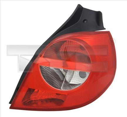 Zadné svetlo TYC 11-12186-01-2 11-12186-01-2