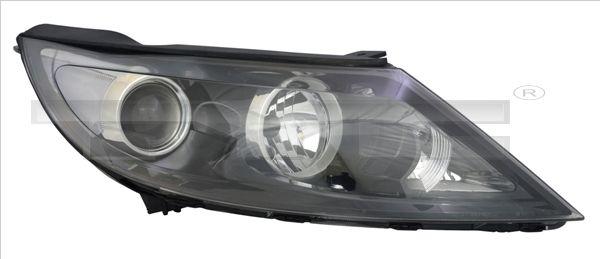 Hlavný svetlomet TYC 20-12803-15-2 20-12803-15-2