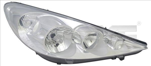 Hlavný svetlomet TYC 20-12181-15-2 20-12181-15-2