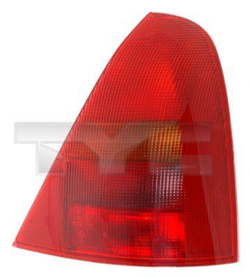 Zadné svetlo TYC 11-0222-01-2 11-0222-01-2