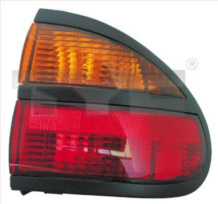Zadné svetlo TYC 11-0228-01-2 11-0228-01-2