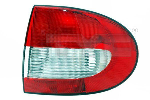 Zadné svetlo TYC 11-0225-01-2 11-0225-01-2