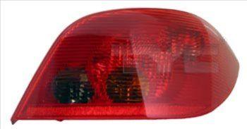 Zadné svetlo TYC 11-0250-01-2 11-0250-01-2