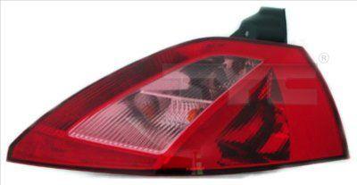 Zadné svetlo TYC 11-0380-01-2 11-0380-01-2