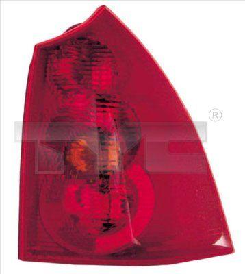 Zadné svetlo TYC 11-0487-01-2 11-0487-01-2