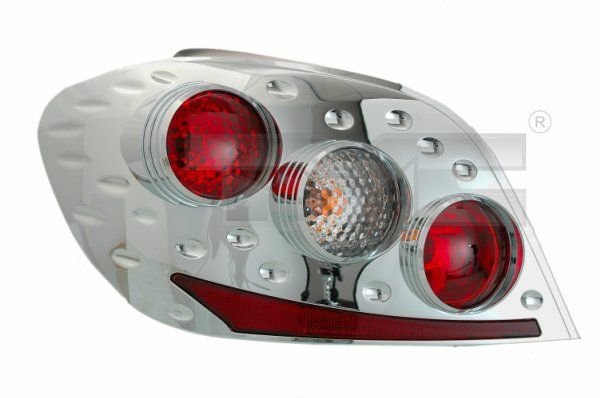 Sada zadných svetiel TYC 11-5771-20-20 11-5771-20-20