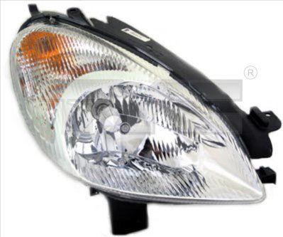 Hlavný svetlomet TYC 20-0033-05-2 20-0033-05-2