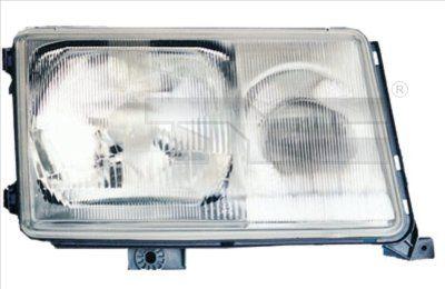 Hlavný svetlomet TYC 20-3090-05-2 20-3090-05-2