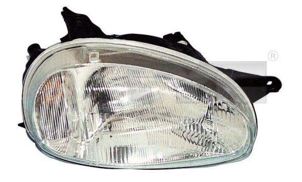 Hlavný svetlomet TYC 20-3203-95-2 20-3203-95-2