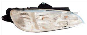 Hlavný svetlomet TYC 20-3701-08-2 20-3701-08-2