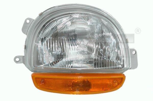 Hlavný svetlomet TYC 20-5012-15-2 20-5012-15-2
