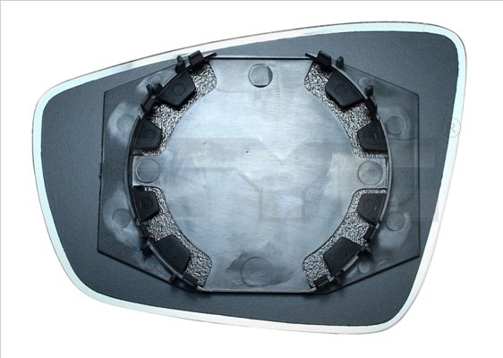 Sklo vonkajżieho zrkadla TYC 337-0182-1 337-0182-1