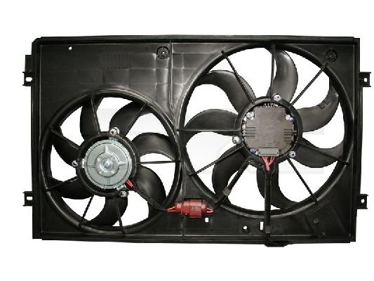 Ventilátor chladenia motora TYC 837-0027 837-0027