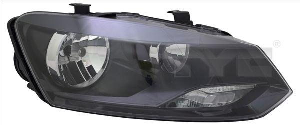 Hlavný svetlomet TYC 20-12035-25-2 20-12035-25-2