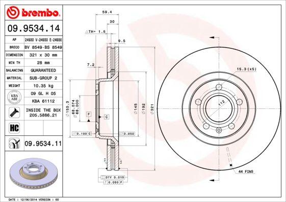 BRE-09.A115.10 09.A115.10
