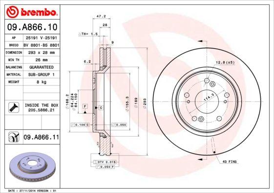 BRE-09.B594.10 09.B594.10