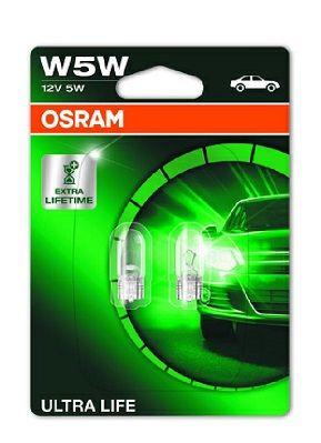 Żiarovka bezpečnostného osvetlenia dverí OSRAM 2825ULT-02B 2825ULT-02B