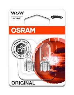 Żiarovka bezpečnostného osvetlenia dverí OSRAM 2825-02B 2825-02B