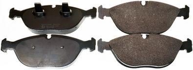 Sada brzdových platničiek kotúčovej brzdy DENCKERMANN B111073 B111073