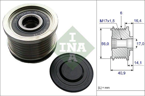 Zdvihátko ventilu INA 420 0229 10 420 0229 10