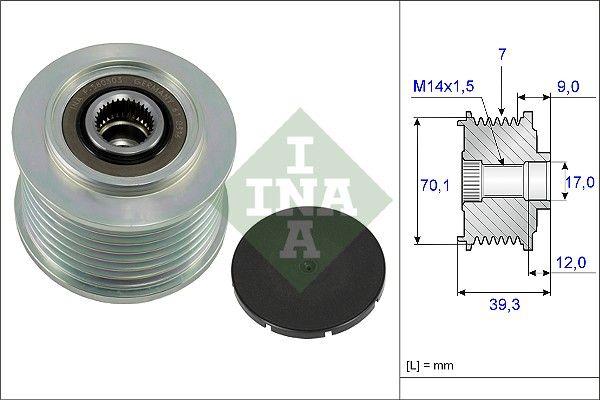 Zdvihátko ventilu INA 420 0230 10 420 0230 10