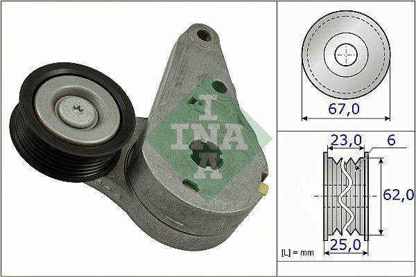Zdvihátko ventilu INA 421 0059 10 421 0059 10