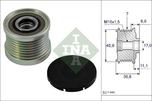 INA-532055810 532 0558 10
