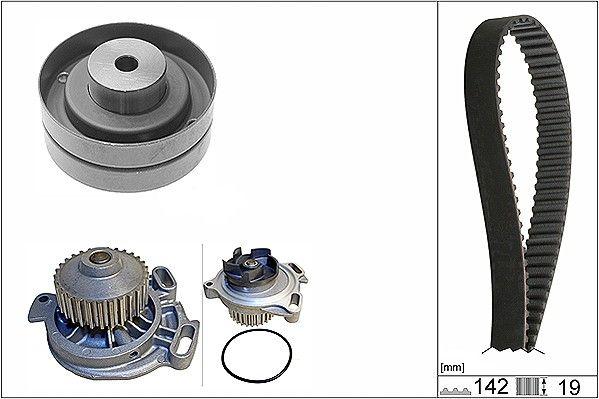 Vodné čerpadlo  sada ozubeného remeňa INA 530 0259 30 530 0259 30