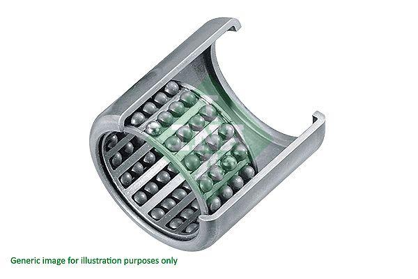 Obehová/vodiaca kladka ozubeného remeňa INA 532 0034 10 532 0034 10