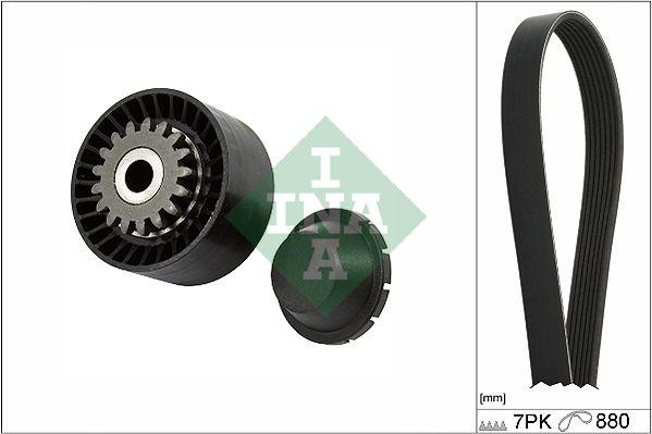 Snímač impulzov kľukového hriadeľa INA 544 0095 10 544 0095 10