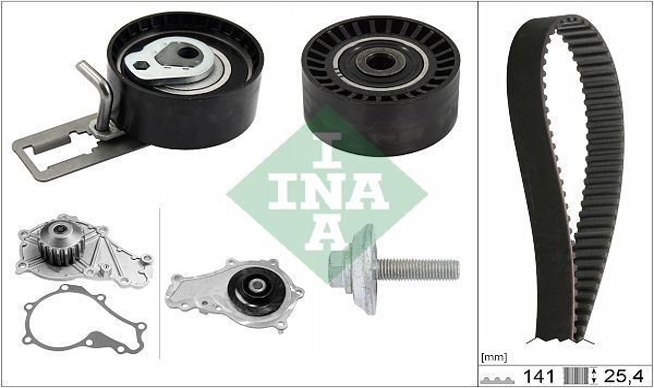 INA-544009210 544 0092 10