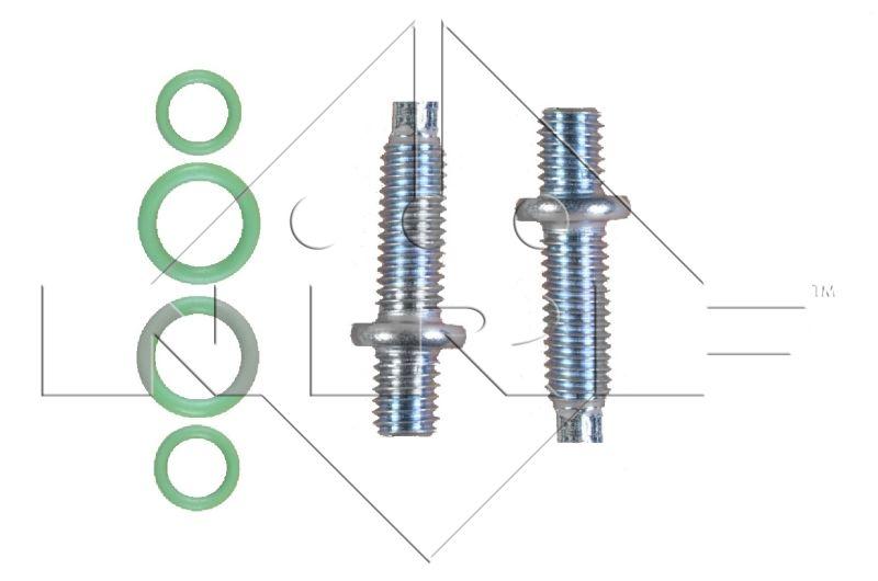 Kompresorový olej NRF 38816 38816