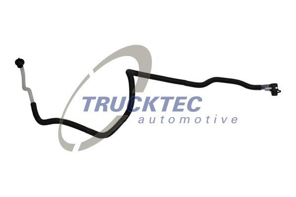 Nasávacia hadica, Vzduchový filter TRUCKTEC AUTOMOTIVE 02.14.145 02.14.145