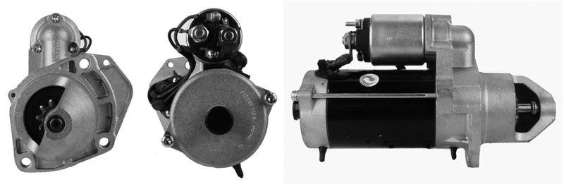 Kompresor klimatizácie ELSTOCK 51-0072 51-0072